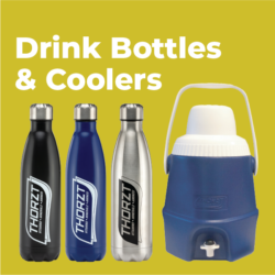 Drink Bottles and Coolers
