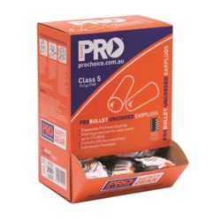 Probullet Disposable Uncorded Earplugs