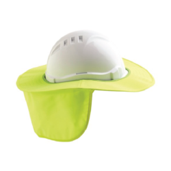 V6 Hard Hat Brim – Yellow